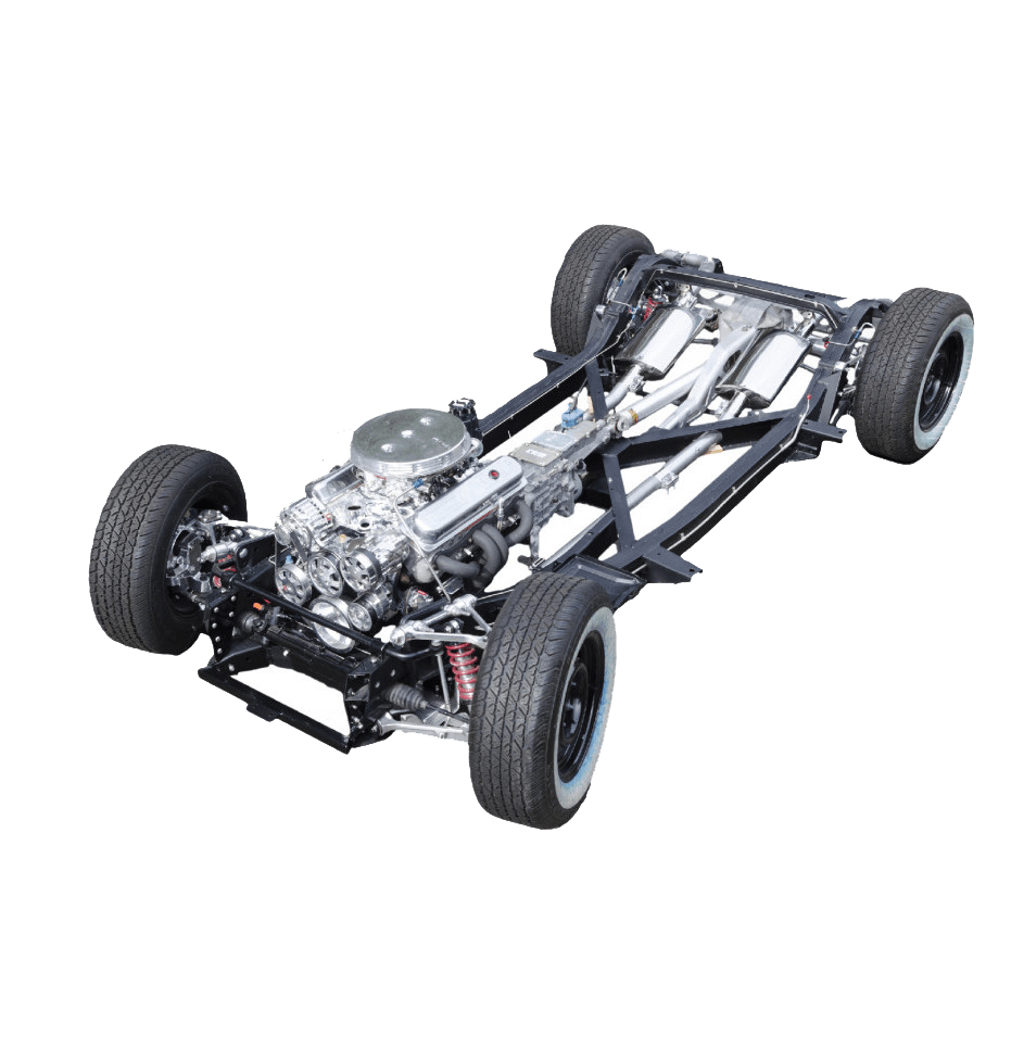 About | Cruisin Cars | Corvette Chassis Conversion